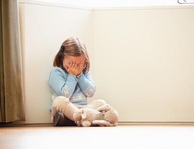 Come affrontare l'attacco di panico nei bambini?