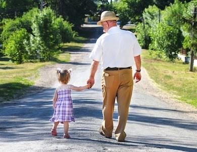 Il ruolo dei nonni nell'educazione dei nipoti