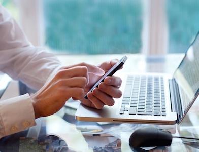 Lo smartphone è meglio della pausa caffè?