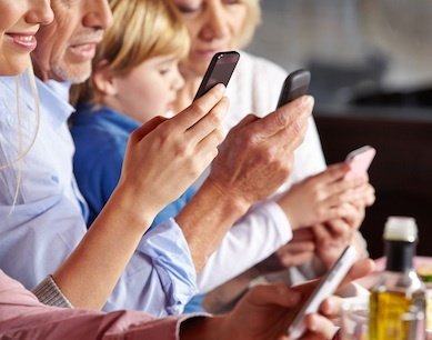 Stress da smartphone: è vietato spegnerlo?