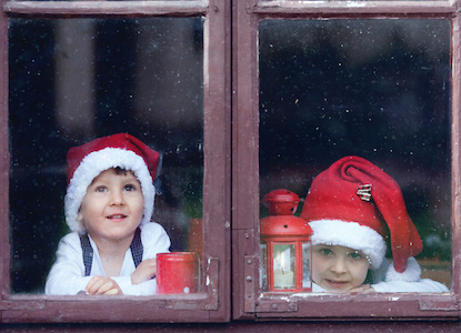 Credere a Babbo Natale: dire la verità quando?