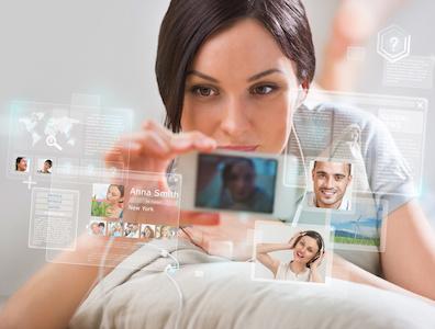 L'amore con le app di dating