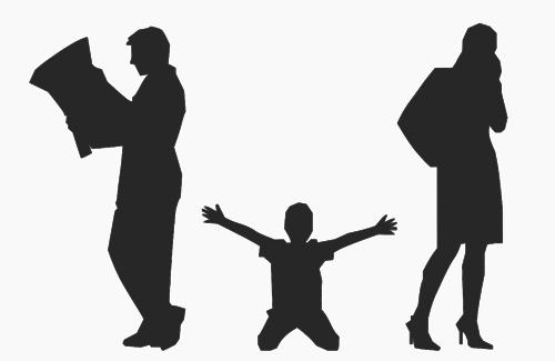 La sindrome di alienazione parentale
