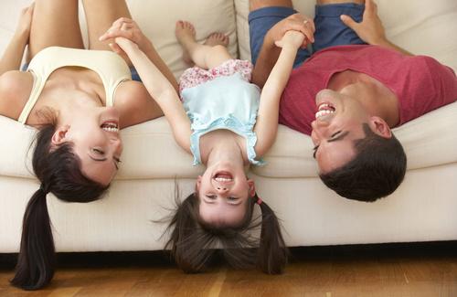 La presenza amorevole nel rapporto con i figli