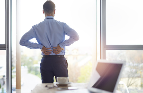 Le cause psicosomatiche del mal di schiena