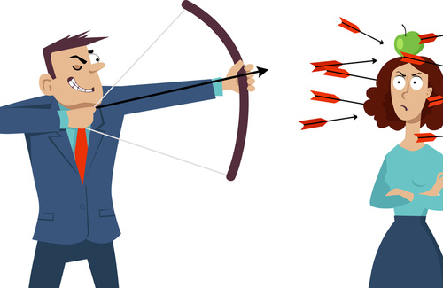 Misoginia: un pericoloso gioco di specchi