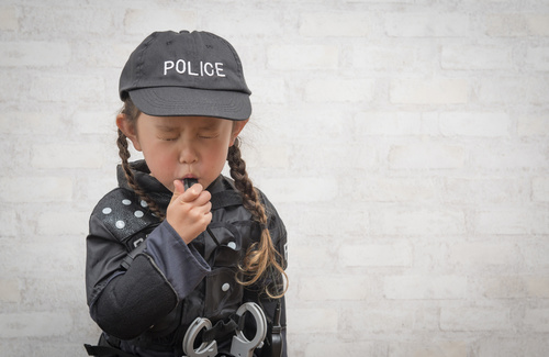 Come si educa un figlio alla legalità