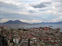 Il volontariato a Napoli