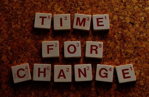 Come reagire a un cambiamento