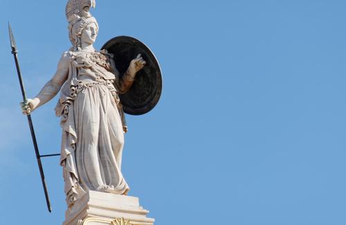 Archetipi del femminile, la dea Atena