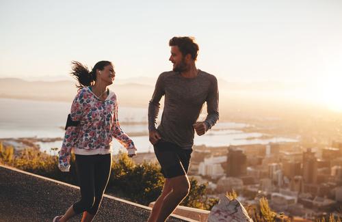 Il cervello dei runner corre più veloce