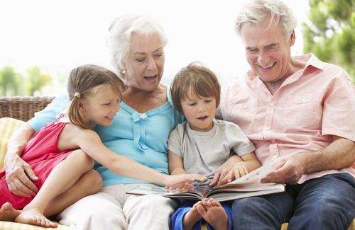 Nonni: se non ci fossero andrebbero inventati