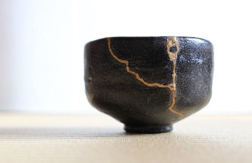 Kintsugi: riparare è un'arte