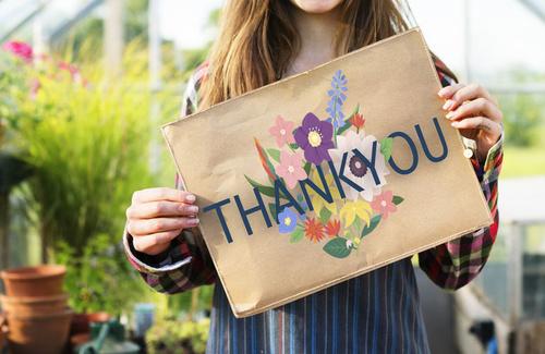 """Perché fa bene dire """"grazie"""""""