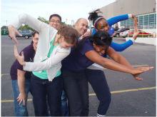 I benefici del team bulding aziendale