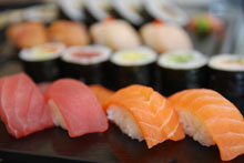 Body sushi: performance art o feticismo sessuale?