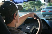 Il rischio di incidenti stradali nei giovani