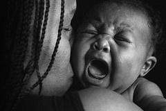 Come affrontare il pianto dei bambini